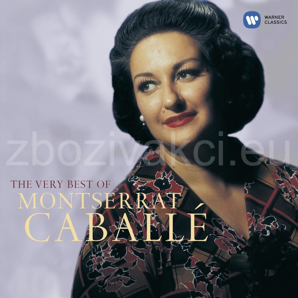 CD Caballé-The Very Best of